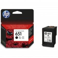 Cartus cerneala ORIGINAL HP 651 negru C2P10AE