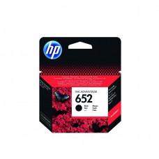 Cartus cerneala ORIGINAL HP652 NEGRU F6V25AE