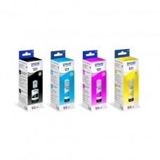 Set 4 cartuse cerneala, EPSON, 101 EcoTank , EcoTank L6190 EcoTank L6170 EcoTank L6160 EcoTank L4160 EcoTank L4150 EcoTank L14150