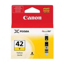 Cartus Original Canon CLI 42 Yellow tank For Canon PIXMA PRO 100/ PRO100S