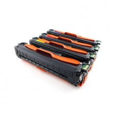 Set de 4 Cartuse Toner compatibile SAMSUNG cu CLT-K504S, BK/C/M/Y