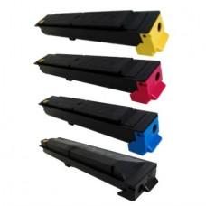Set 4 tonere, GraphiteK, compatibil Kyocera TK-5195 BK/ C/M/Y , 46.000 pag