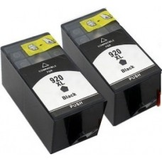 Set 2 Cartuse cerneala Orink compatibil HP 920XLBK