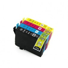 Set 3 cartuse cerneala, HQ, compatibil EPSON T502Xl , tricolor, 36 ml, Epson Expression