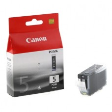 Cartus cerneala original OEM Canon PGI-5Bk Negru