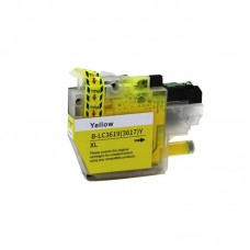 Cartus compatibil BROTHER LC 3619XL YELLOW