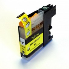 Cartus compatibil BROTHER LC 123 YELOW