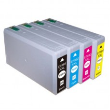 Set 4 Cartuse compatibile Epson T 7891