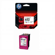 Cartus cerneala ORIGINAL HP652 color F6V24AE