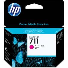 Cartus cerneala ORIGINAL  HP 711 MAGENTA CZ131A