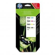 Set 4 cartuse cerneala original OEM HP 940XL C4906AE