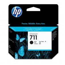 Cartus cerneala ORIGINAL  HP 711 negru CZ133A